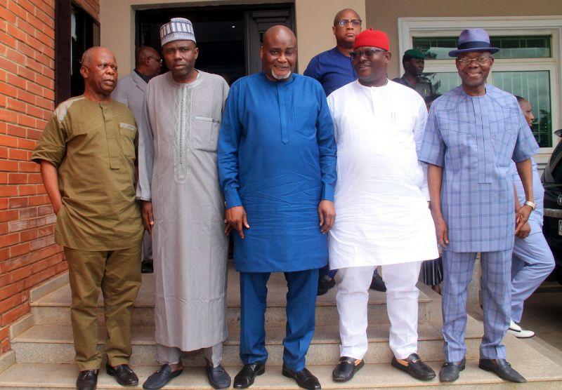 2019: Nigerians are yearning for PDP — Senator Amori