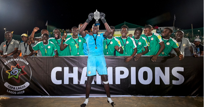 Senegal emerge African Champions of 2019 COPA Lagos