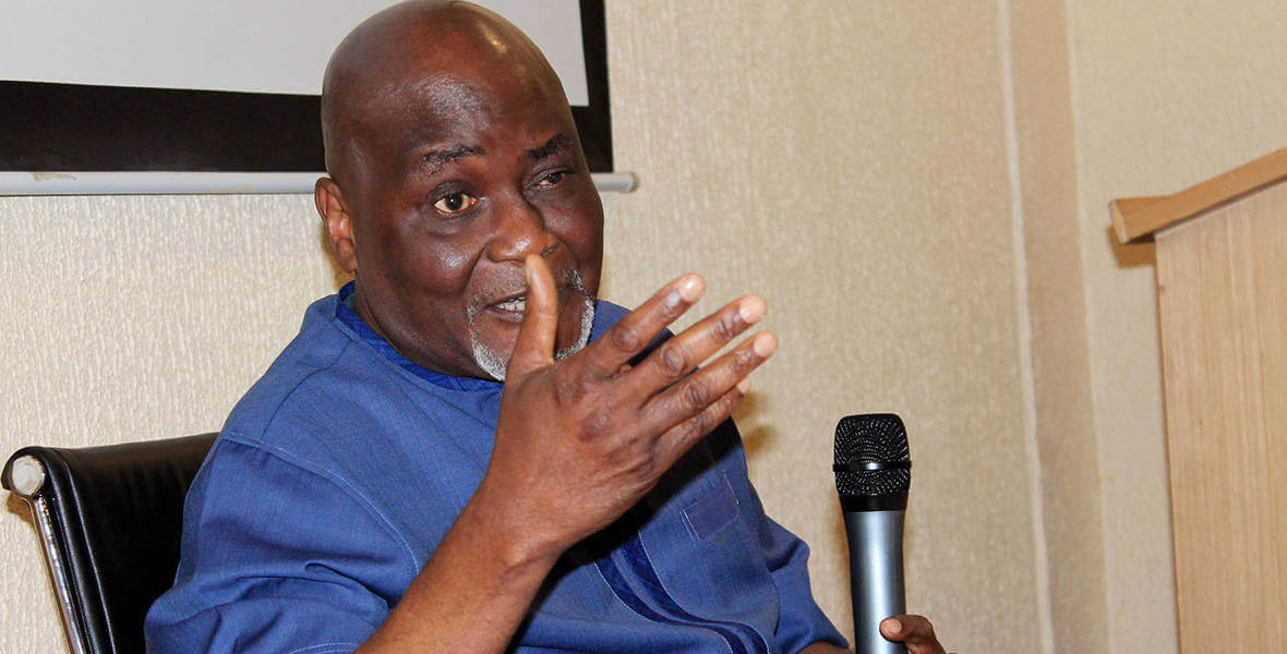 • Special Adviser to the President and Coordinator, Amnesty Programme, Charles Dokubo