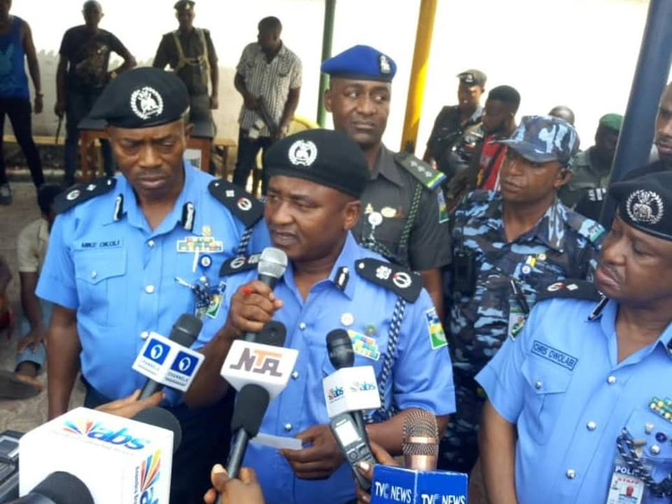Take bribe, face sack, Anambra CP warns police personnel