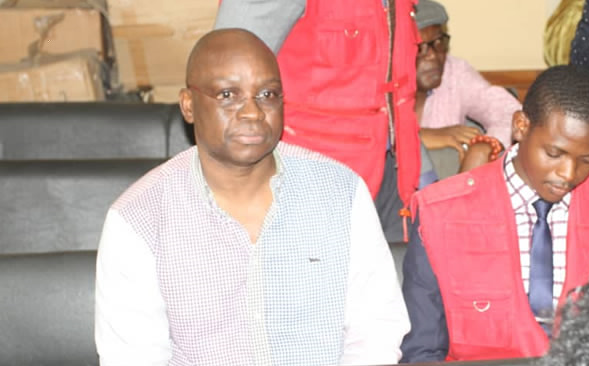 •Fayose in court