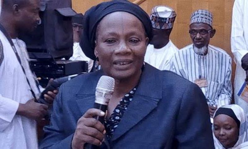•Former Kebbi Acting Chief Judge Elizabeth Karatu
