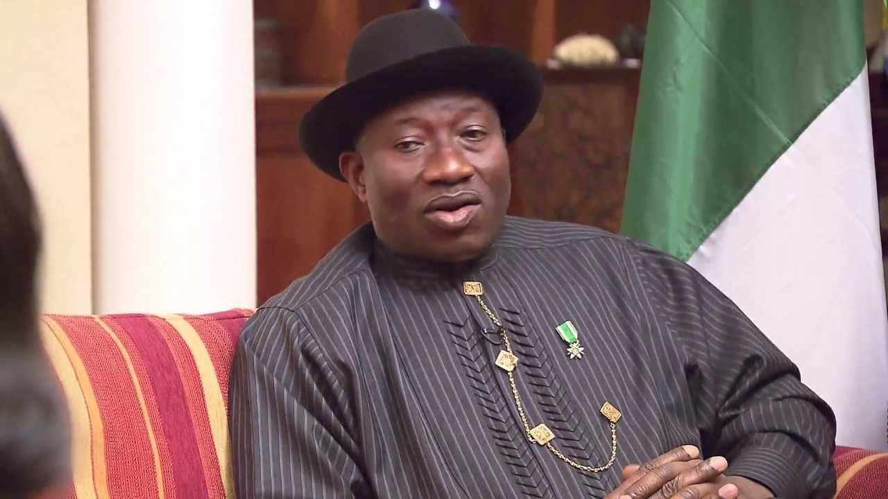 Jonathan faces suspension over PDP's defeat in Bayelsa
