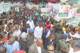 Day Delta Central stood still for Okowa, PDP