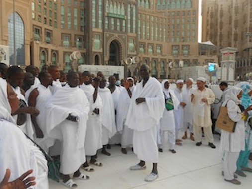 SR2,000 hajj tax: Group seeks Buhari's intervention