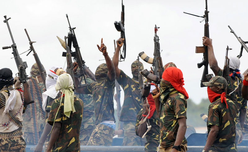 Niger Delta militants warn of bloodbath if 2019 election is rigged