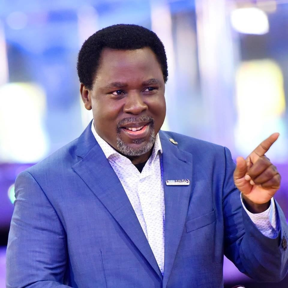 Day TB Joshua took Jesus' hometown by storm