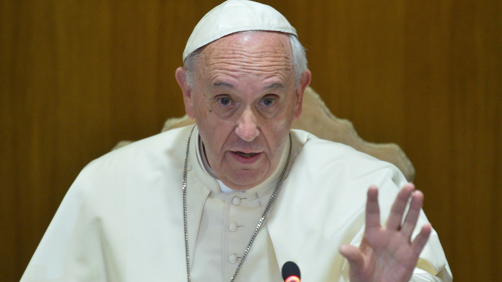 Pope Francis to rebuild churches destroyed by Boko Haram