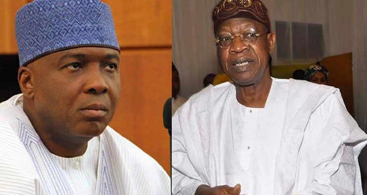 Saraki, Lai Mohammed in supremacy battle as Kwara holds by-election