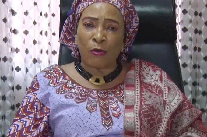 Atiku's wife attacked at Ibadan rally