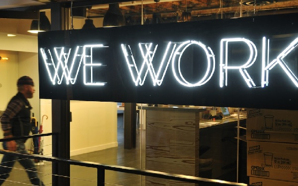 WeWork announces $500m Series B investment in WeWork China