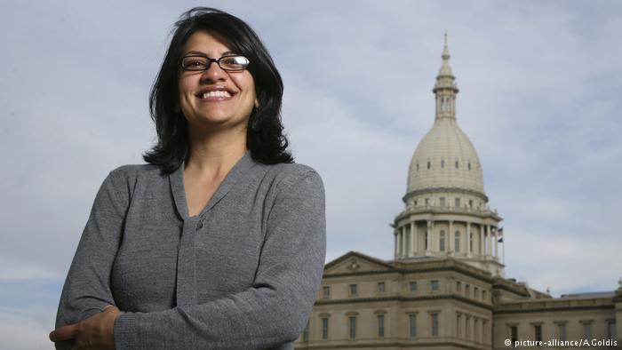 Muslim woman set to make history in US Congress