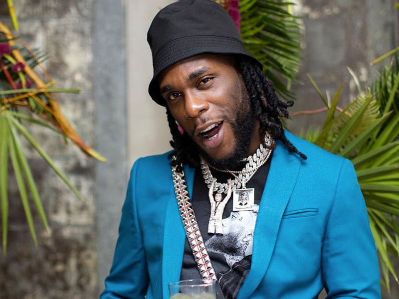 Burna Boy concert cancelled in South Africa