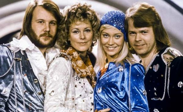 ABBA reunites after 35 years of break-up