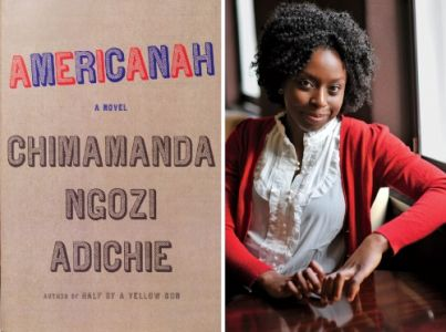 Chimamanda Adichie's AMERICANAH makes New York Times, BBC Best Book of the Year