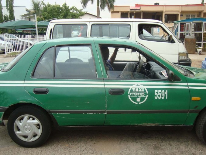Taxi driver kidnaps 10 children in Abuja