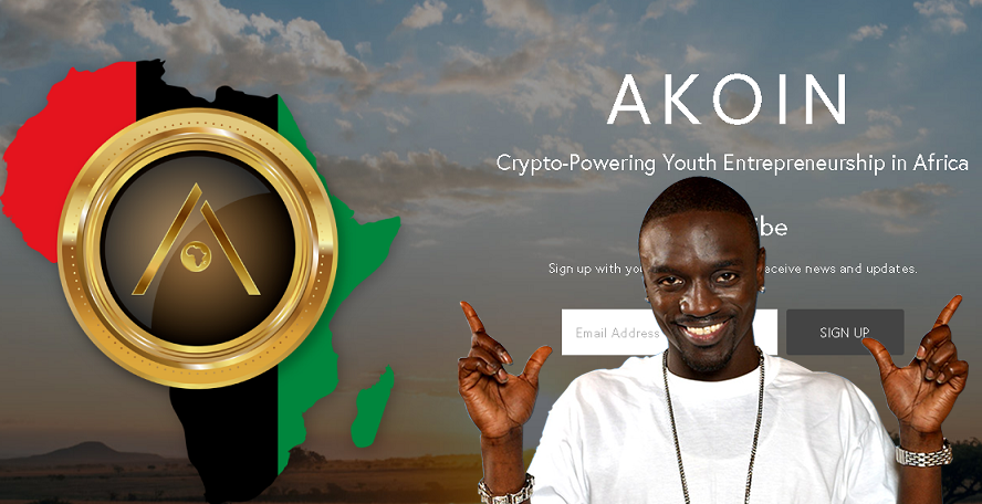 Akon plans own currency, city