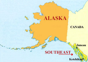 2 earthquakes hit central and northern Alaska regions