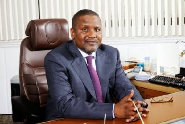 Dangote Cement sells N86.1bn stake to foreign investors