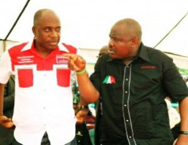 Wike and Amaechi: Who's satanic and needs psychiatric attention?