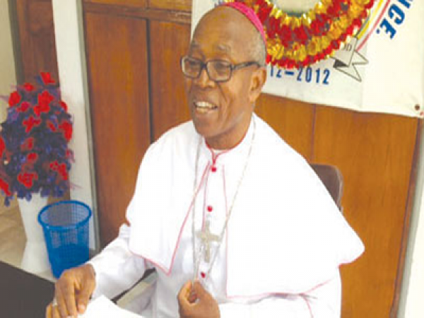 •Archbishop of Owerri Catholic Archdiocese, His Grace, Anthony Obinna
