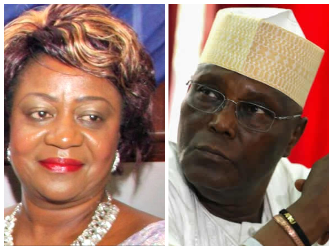 'Evil shall no longer have a voice in Nigeria; I am your nightmare' — Buhari's aide, Onochie, replies Atiku