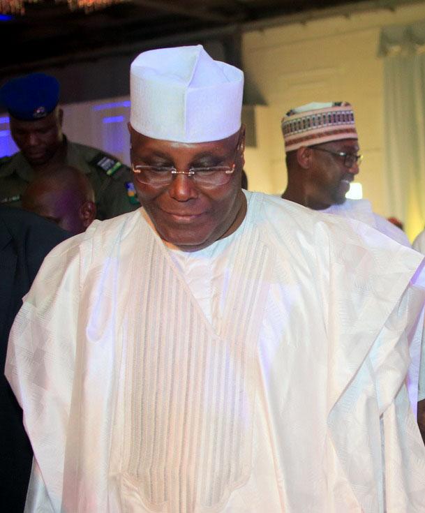 •PDP Presidential Candidate Atiku Abubakar