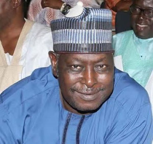 Suspended SGF appears before Osinbajo Panel