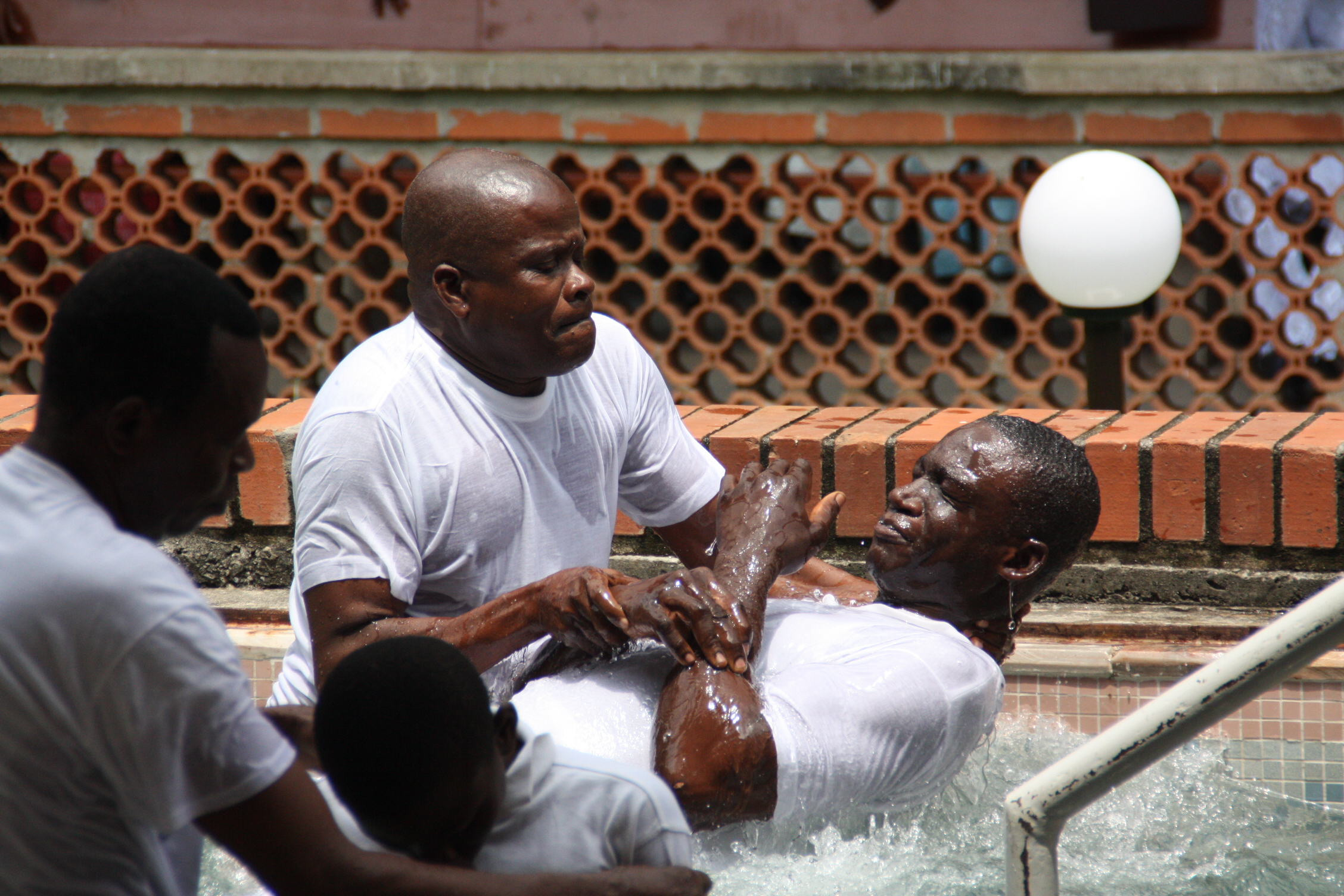103 baptised at Lekki Regional Convention of Jehovah's Witnesses