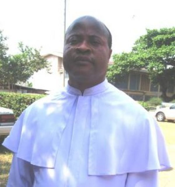 •Embattled Bishop Peter Ebere Okpaleke