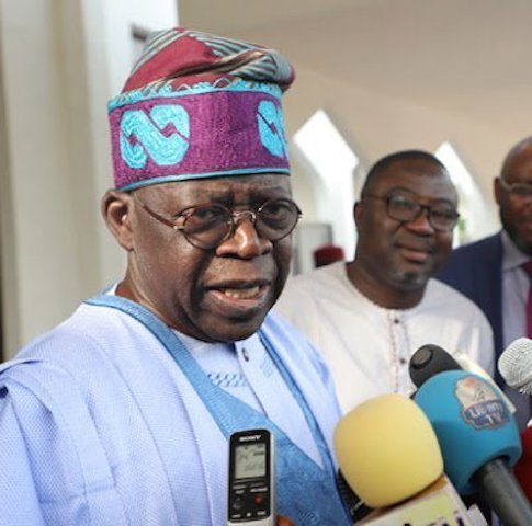 Tinubu hits PDP hard from Saudi Arabia