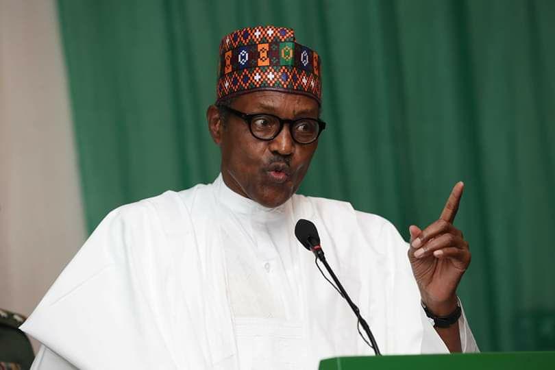 •President Buhari