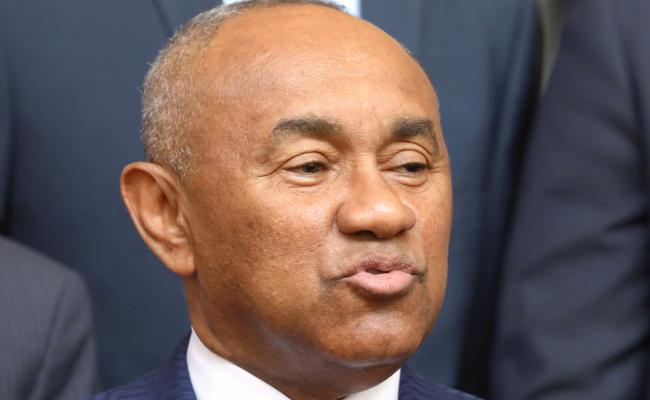 Ahmad Ahmad of Madagascar, a relatively much younger and unknown person in Confederation Of African Football [CAF] has emerged the new president.