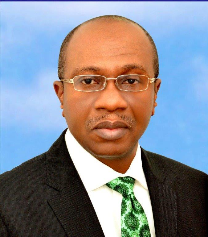 BREAKING NEWS: Buhari Nominates Emefiele For Second Term as CBN Governor