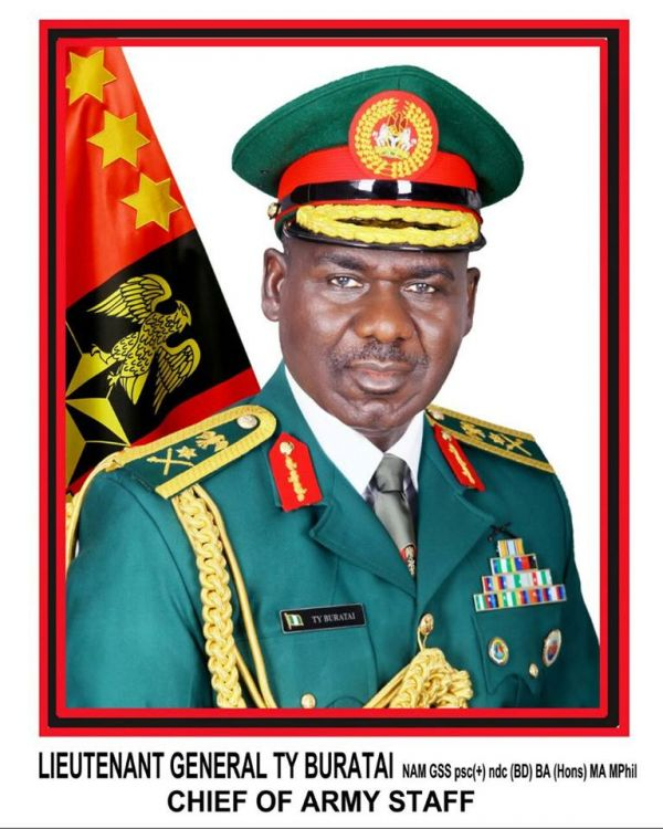 Question marks on Gen. Buratai's coup alarm and need for caution: Intersociety