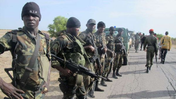 Soldiers kill 6 secessionists in Cameroon