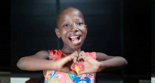 •Popular Nigerian child comedienne Emmanuella Samuel
