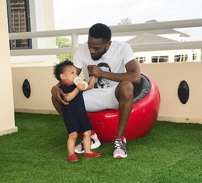 D'banj's son drowns month after celebrating first birthday