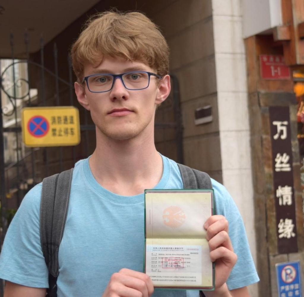 Chinese Govt. expels German student for exposing secrets