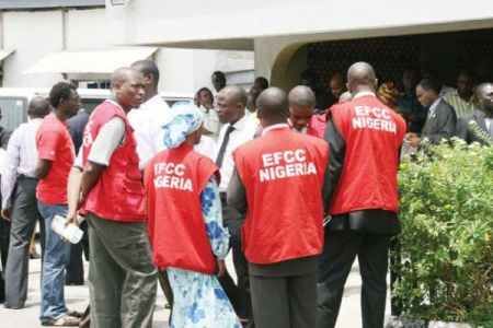 • EFCC Operatives