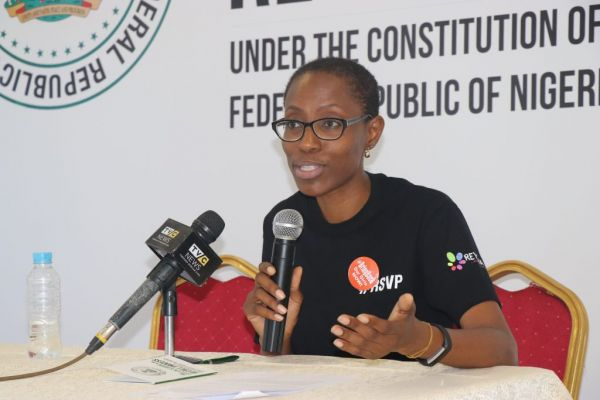 •EIE Executive Director, Yemi Adamolekun