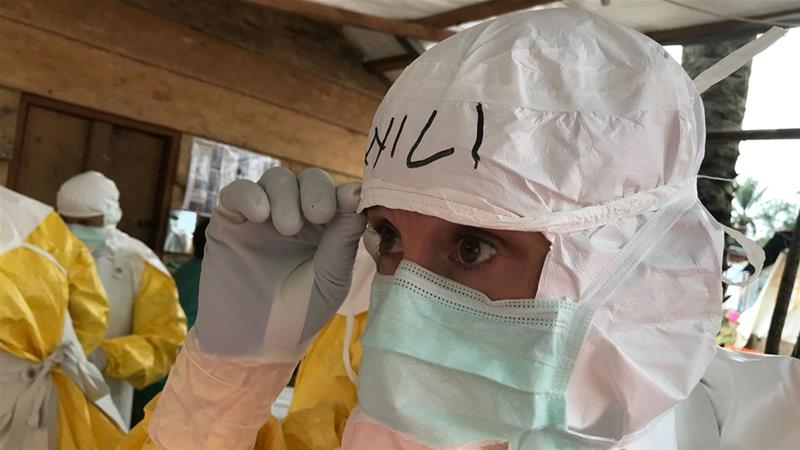 DR Congo suffers worst Ebola outbreak in country's recorded history