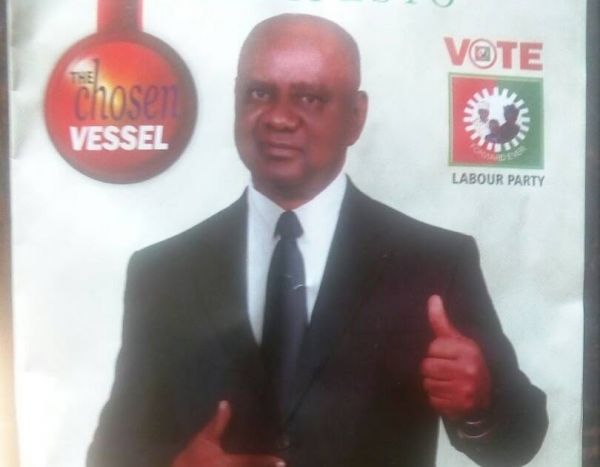 Anambra 2017: Ex-Rep Okey Enemuo picks Labour Party form