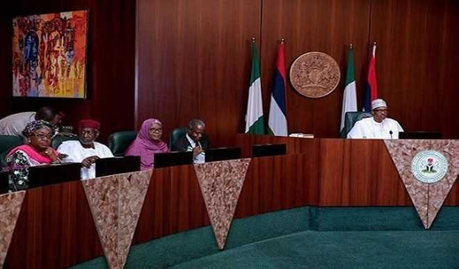 •FEC meeting in Abuja