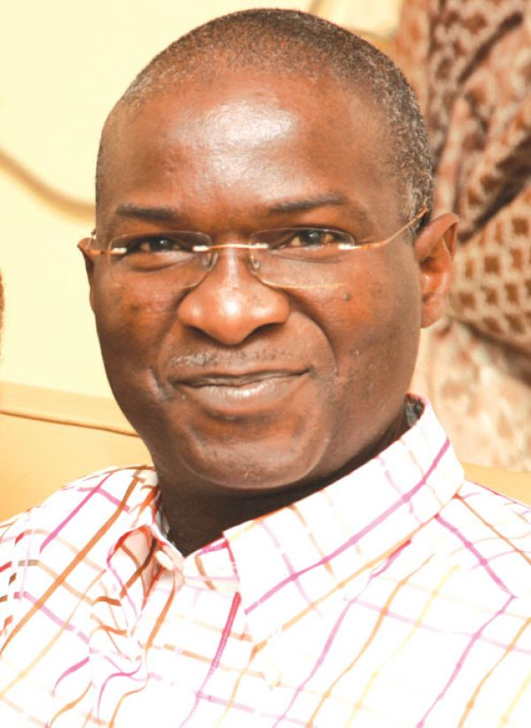 •Power, Works and Housing Minister, Babatunde Fashola