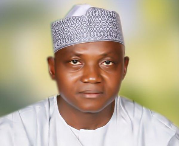 •Presidential Senior Media Aide, Malam Garba Shehu