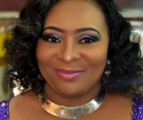 •Veteran Nollywood actress, Gloria Anozie-Young