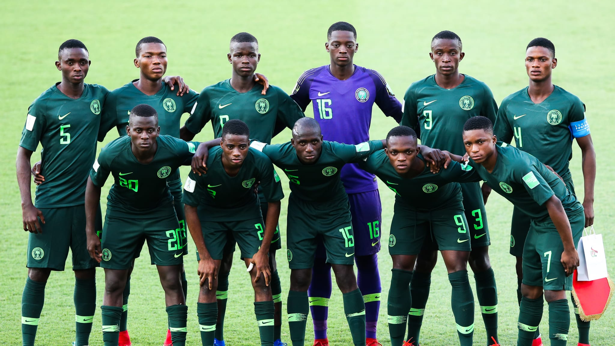 U-17 World Cup: Golden Eaglets storm back to demolish Hungary with late blitz of goals