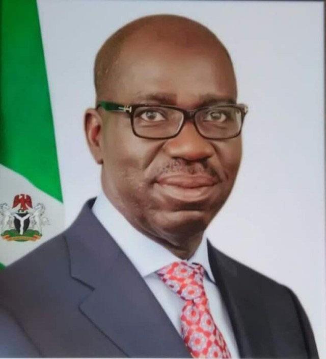 •Governor Obaseki