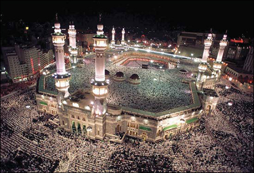 Saudi detains Mecca imam who 'challenged mixed gatherings'